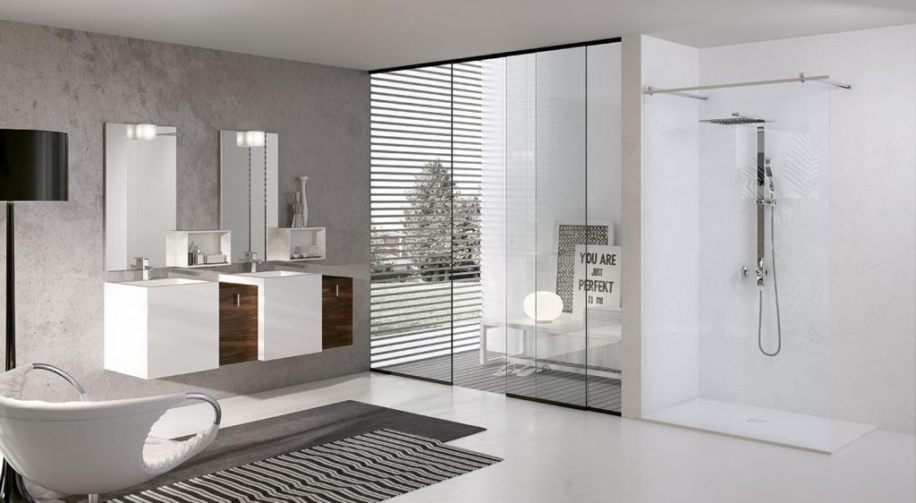 Ristrutturare il bagno ecco 10 suggerimenti - Smalto piastrelle bagno ...