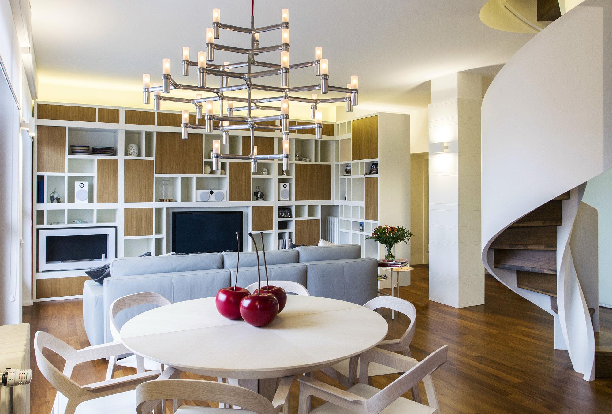 Idee Ristrutturazione Cucina Soggiorno ristrutturazione cucina, soggiorno, scala e bagni | sogek