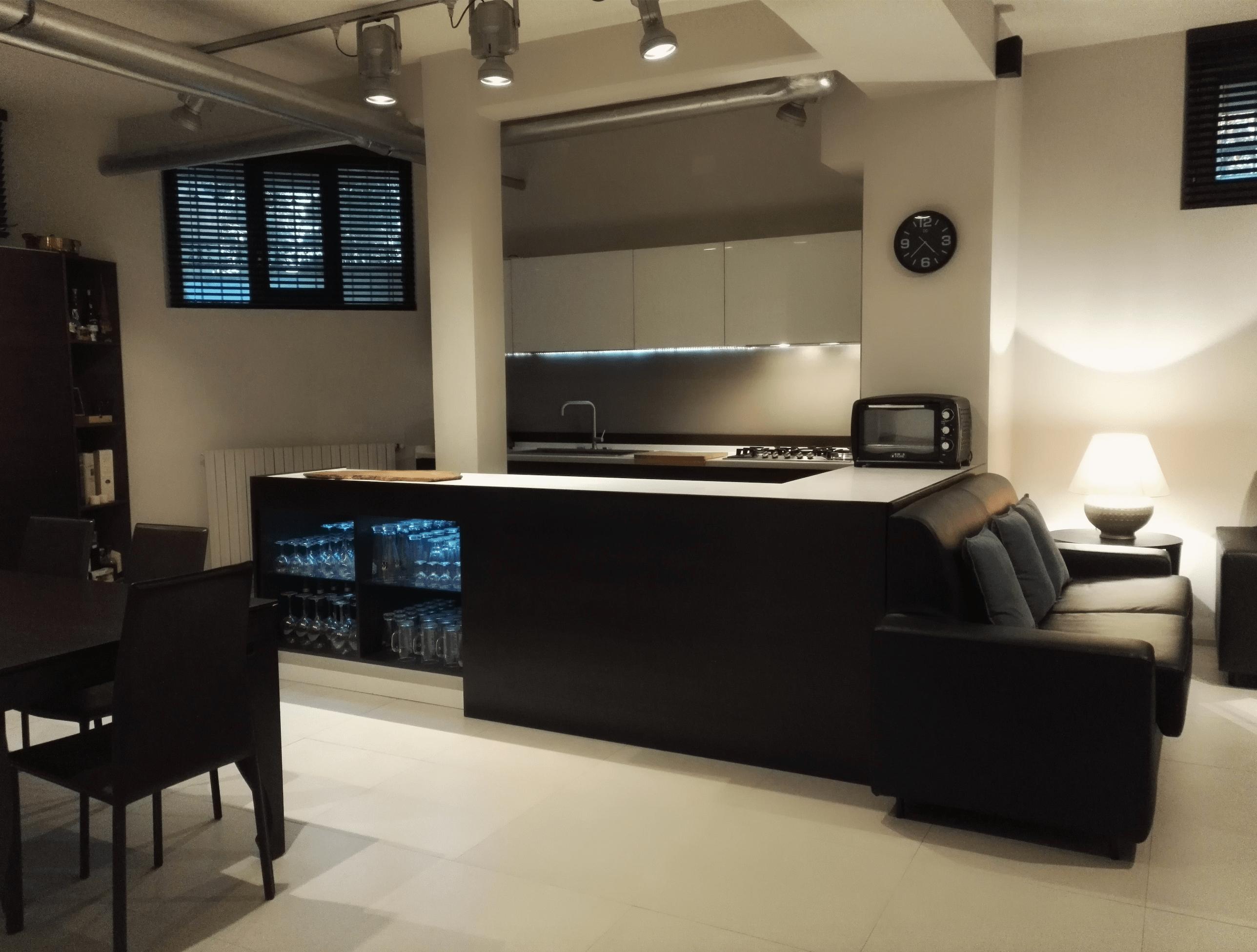 ristrutturazione sala hobby
