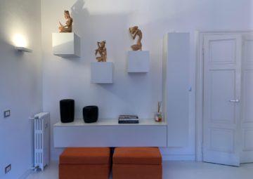 Ristrutturazione appartamento zona Parioli – Roma