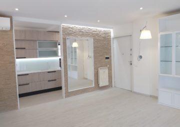 Ristrutturazione appartamento di 140 mq a Roma, Marconi