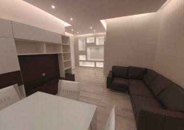 Ristrutturazione appartamento di 105 mq a RomaVal Cannuta